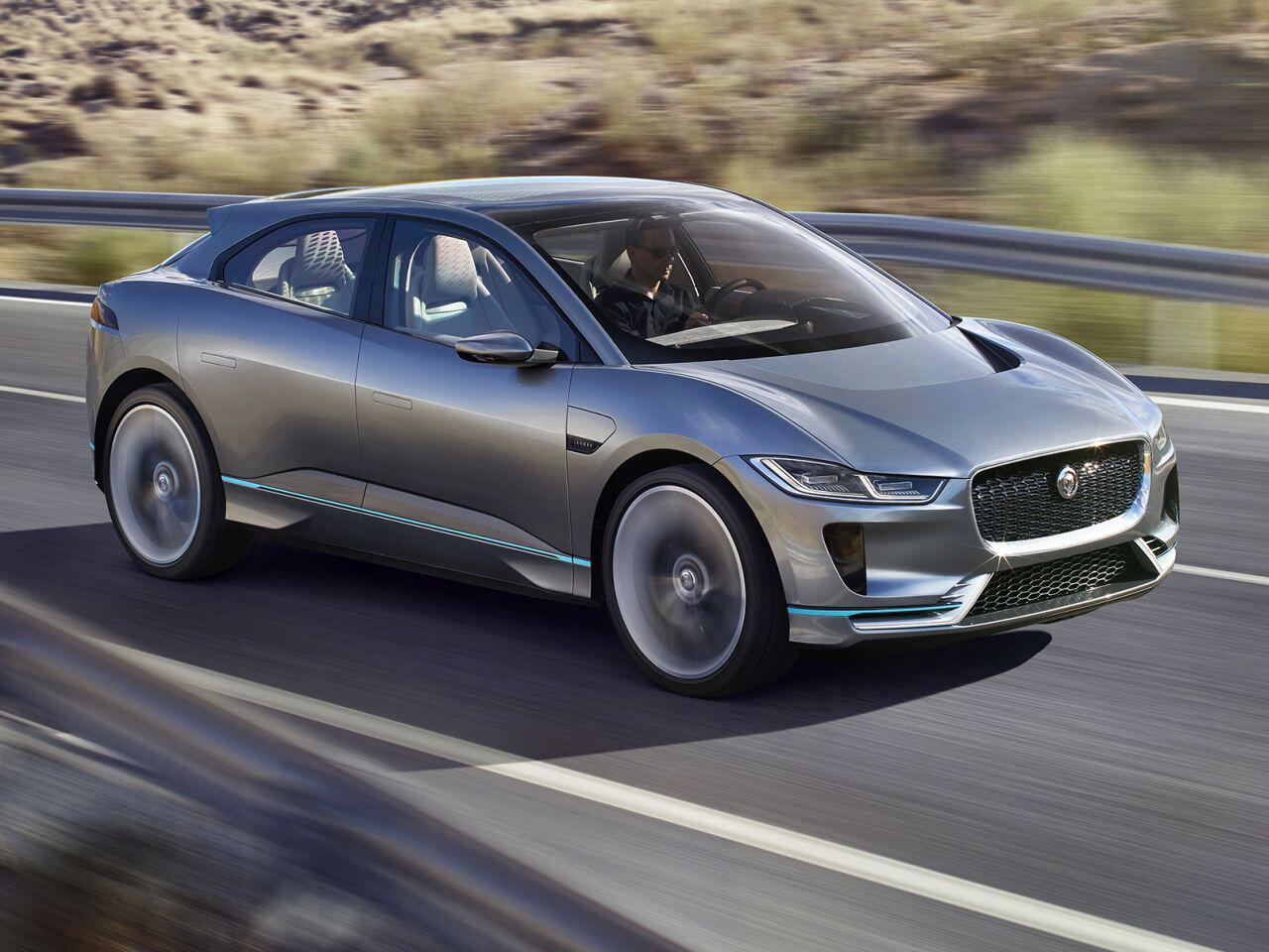 Bild zu Jaguar I-Pace