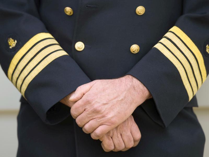 Bild zu Kreuzfahrt-Kapitän