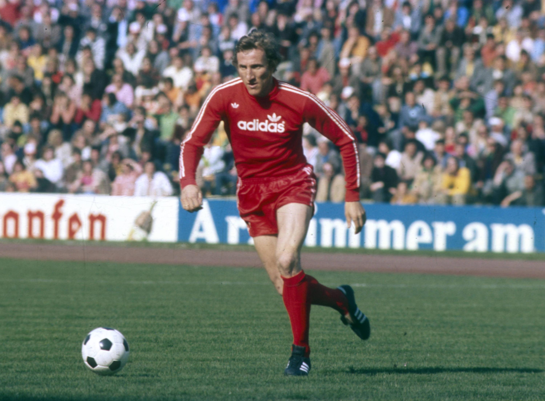 Bild zu Hans-Georg Schwarzenbeck, FC Bayern München, Bundesliga