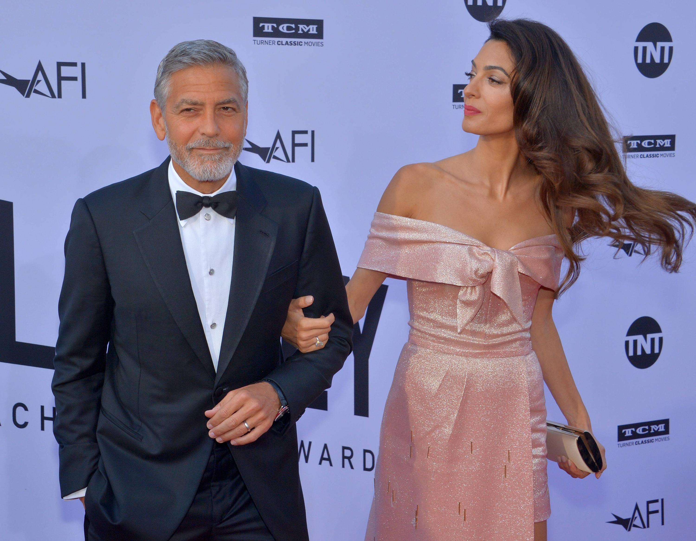 Bild zu Amal Clooney spricht ein Machtwort