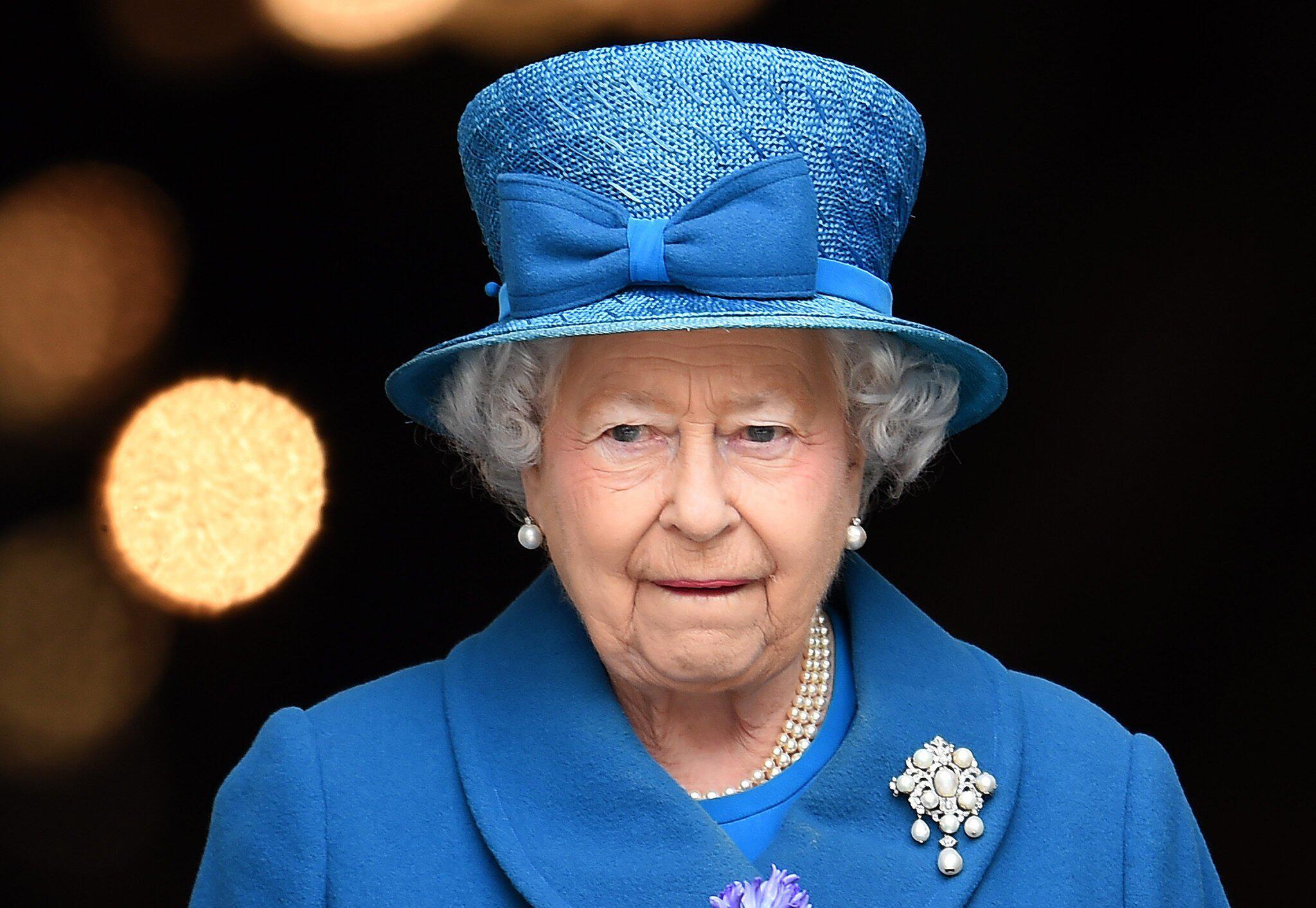 Bild zu Königin Elisabeth II.