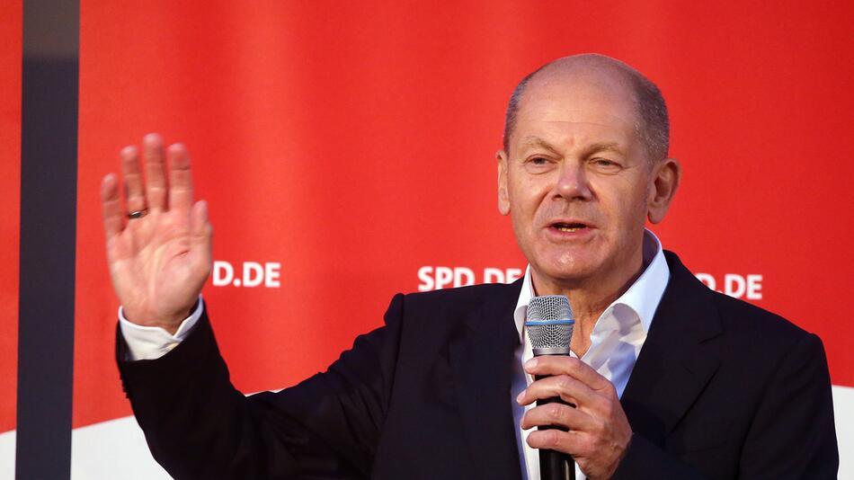 Wahlkampf SPD - Bürgergespräch