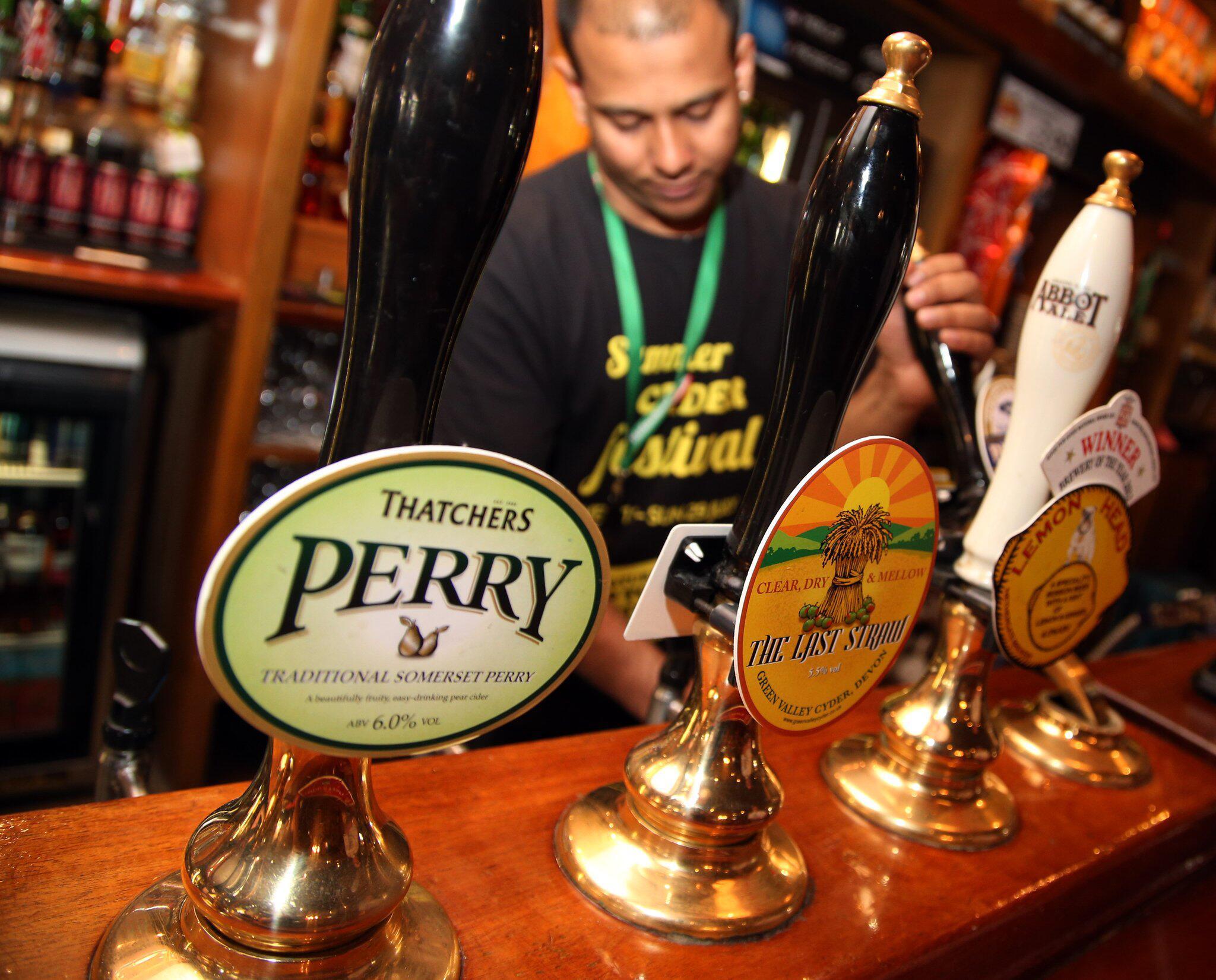 Bild zu Pub in London