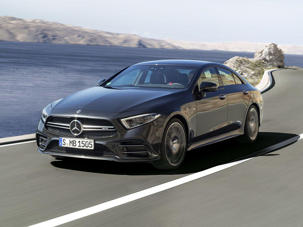 Bild zu Die neuen Mercedes-AMG 53er Modelle als CLS, E-Klasse Coupé und Cabriolet