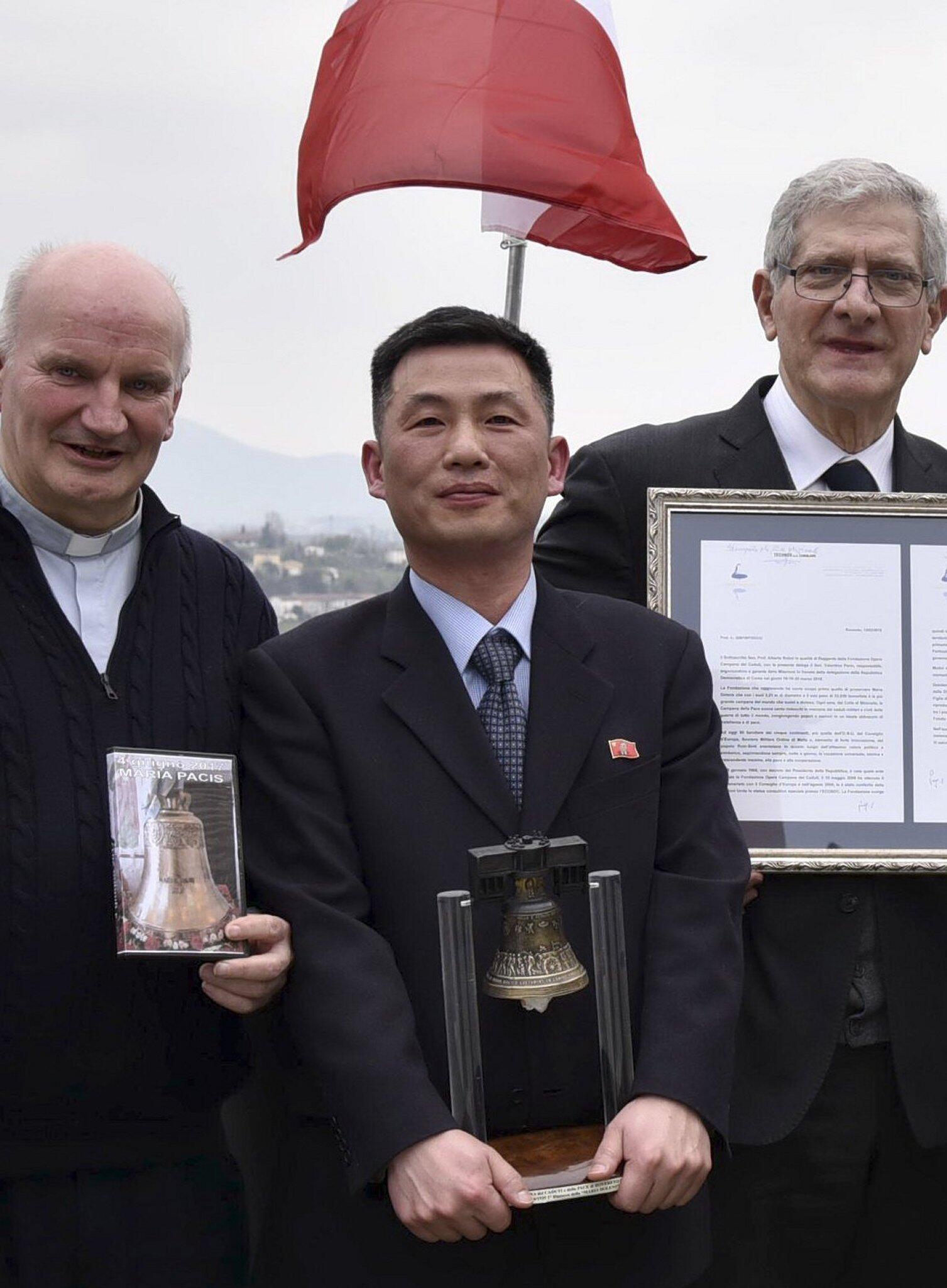 Bild zu Bericht: Nordkoreanischer Top-Diplomat in Italien setzt sich ab