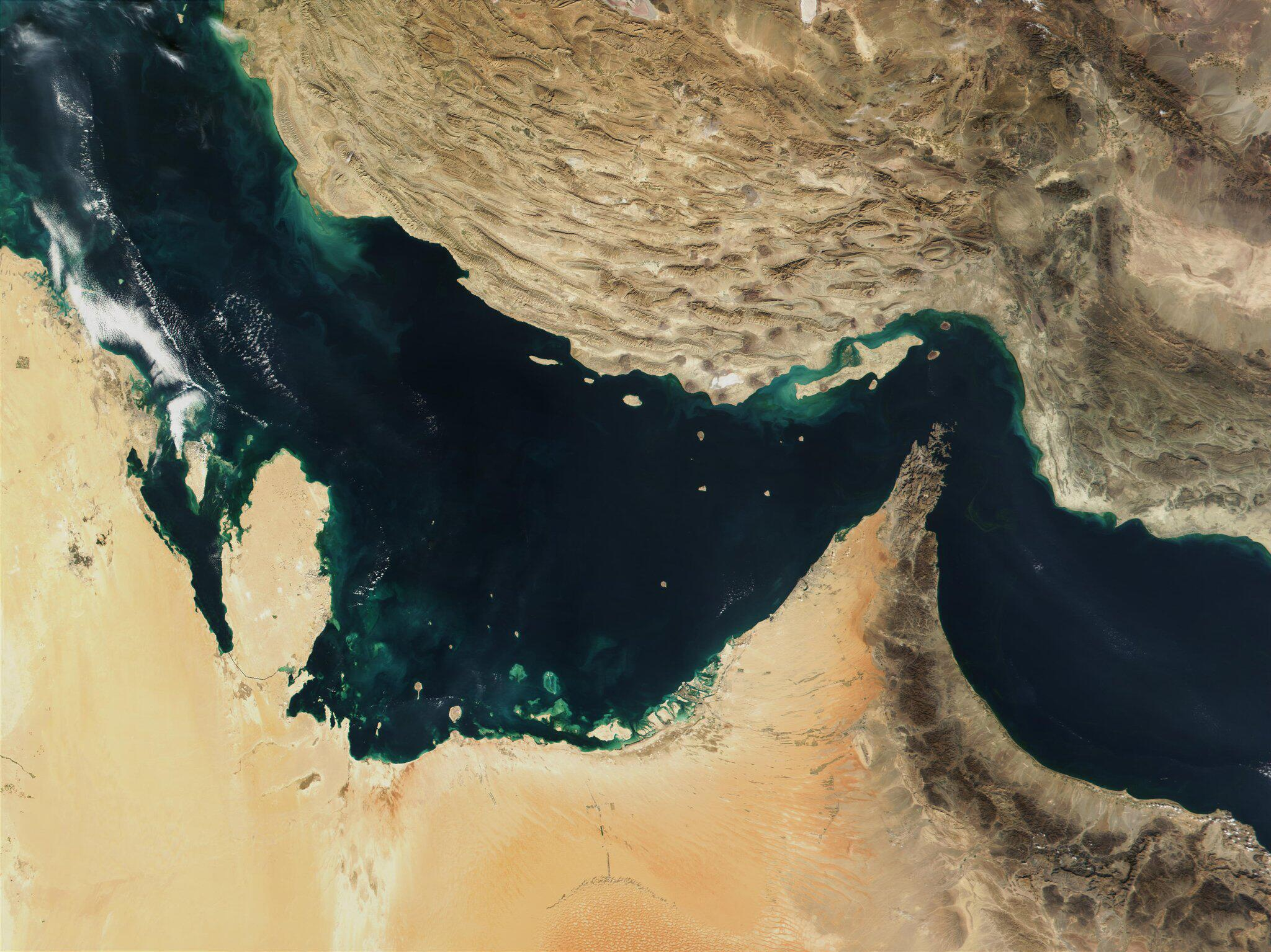 Bild zu USA bitten Deutschland um Beteiligung an Hormus-Mission