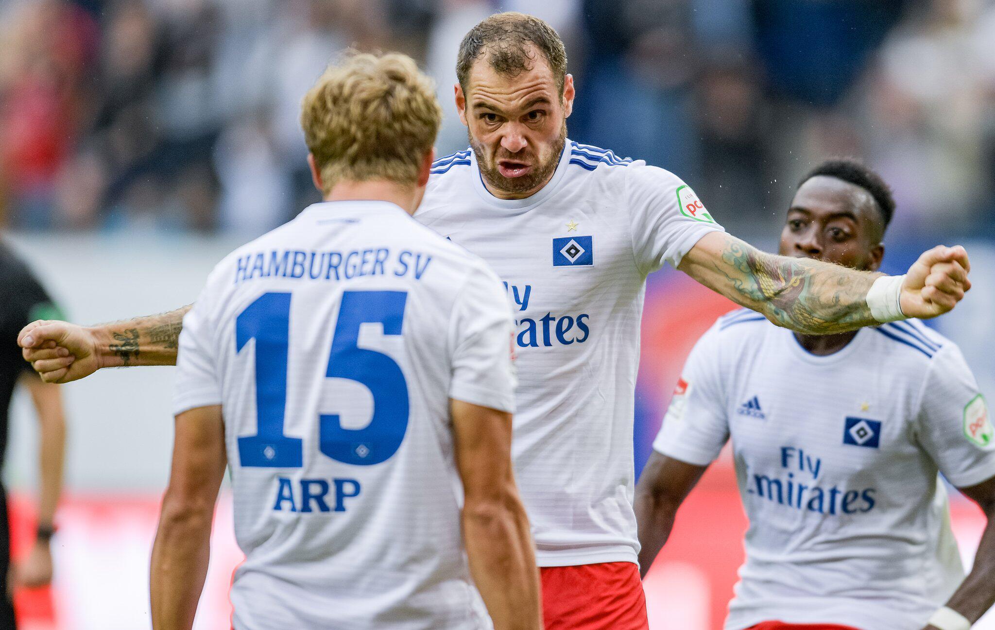 Bild zu Hamburger SV - 1. FC Heidenheim