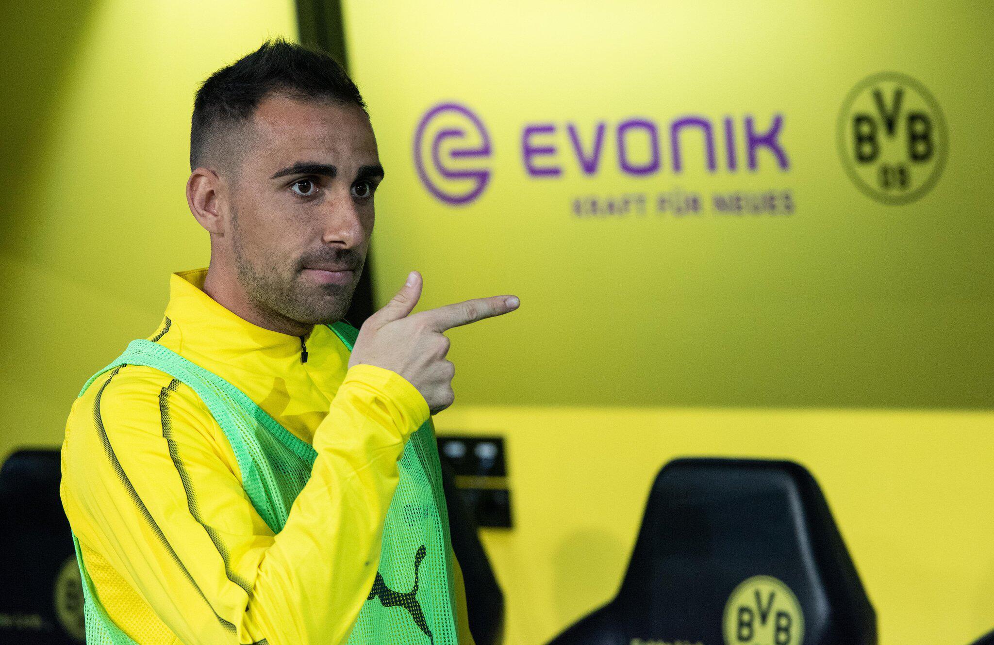 Bild zu Borussia Dortmund vs Eintracht Frankfurt