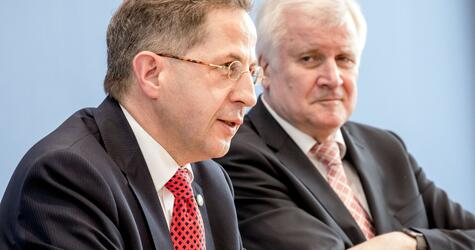 Maassen wird Staatssekretär im Innenministerium