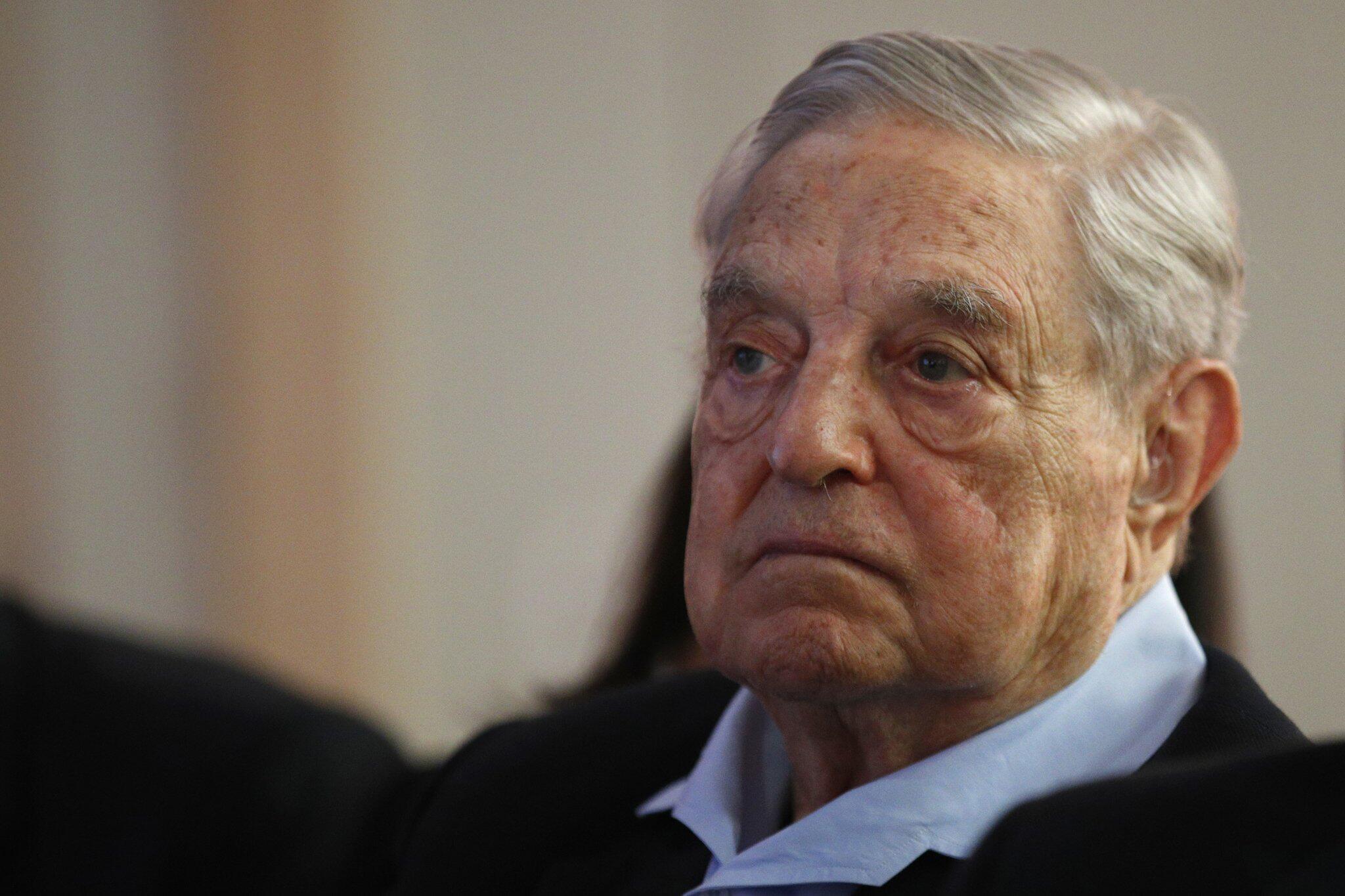 Bild zu George Soros
