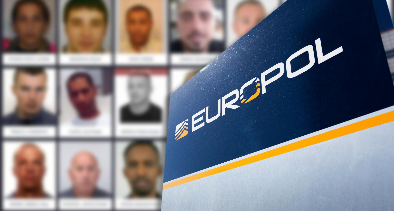 Bild zu Europol most wanted