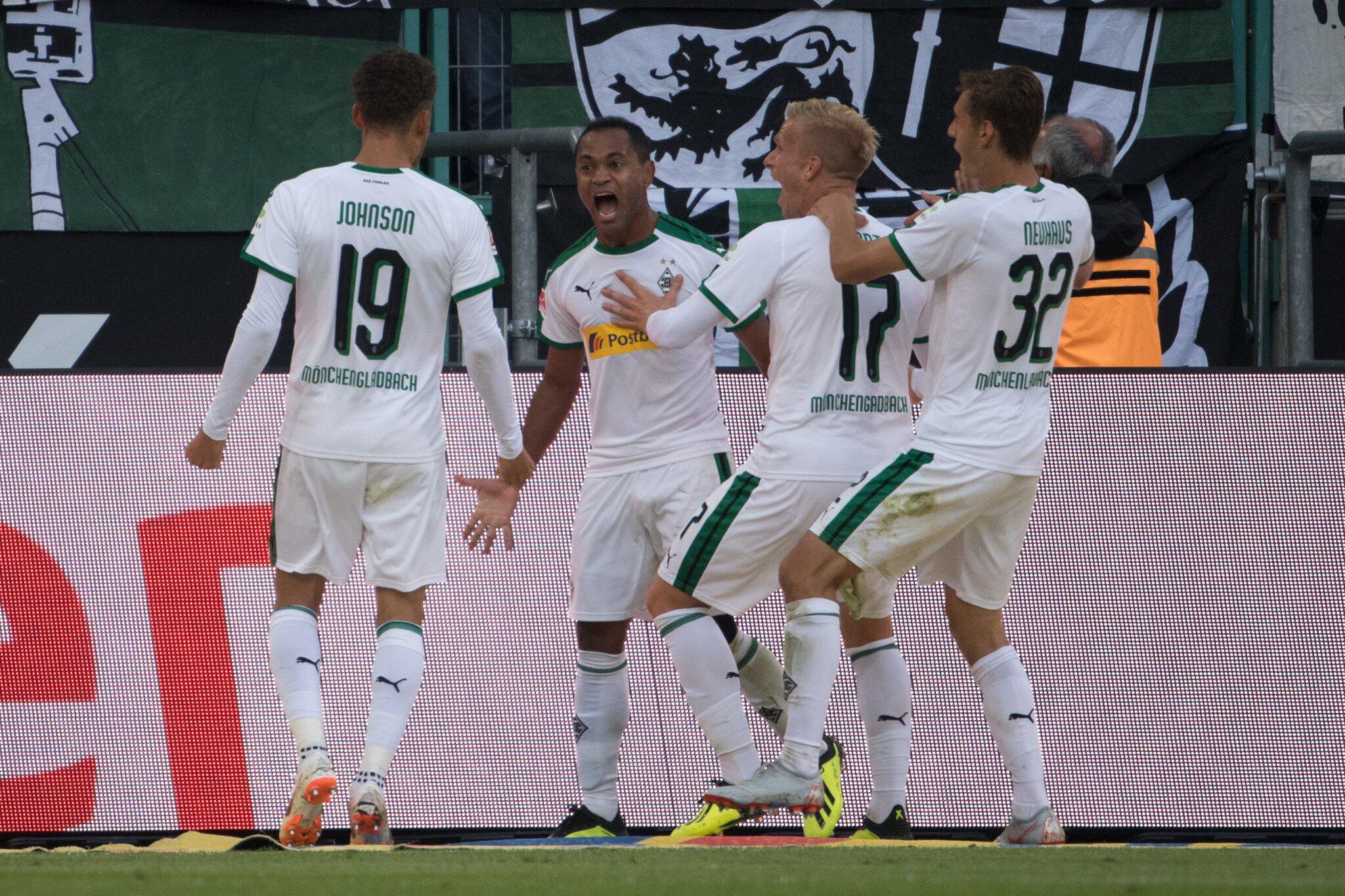 Bild zu Borussia Moenchengladbach - Bayer Leverkusen