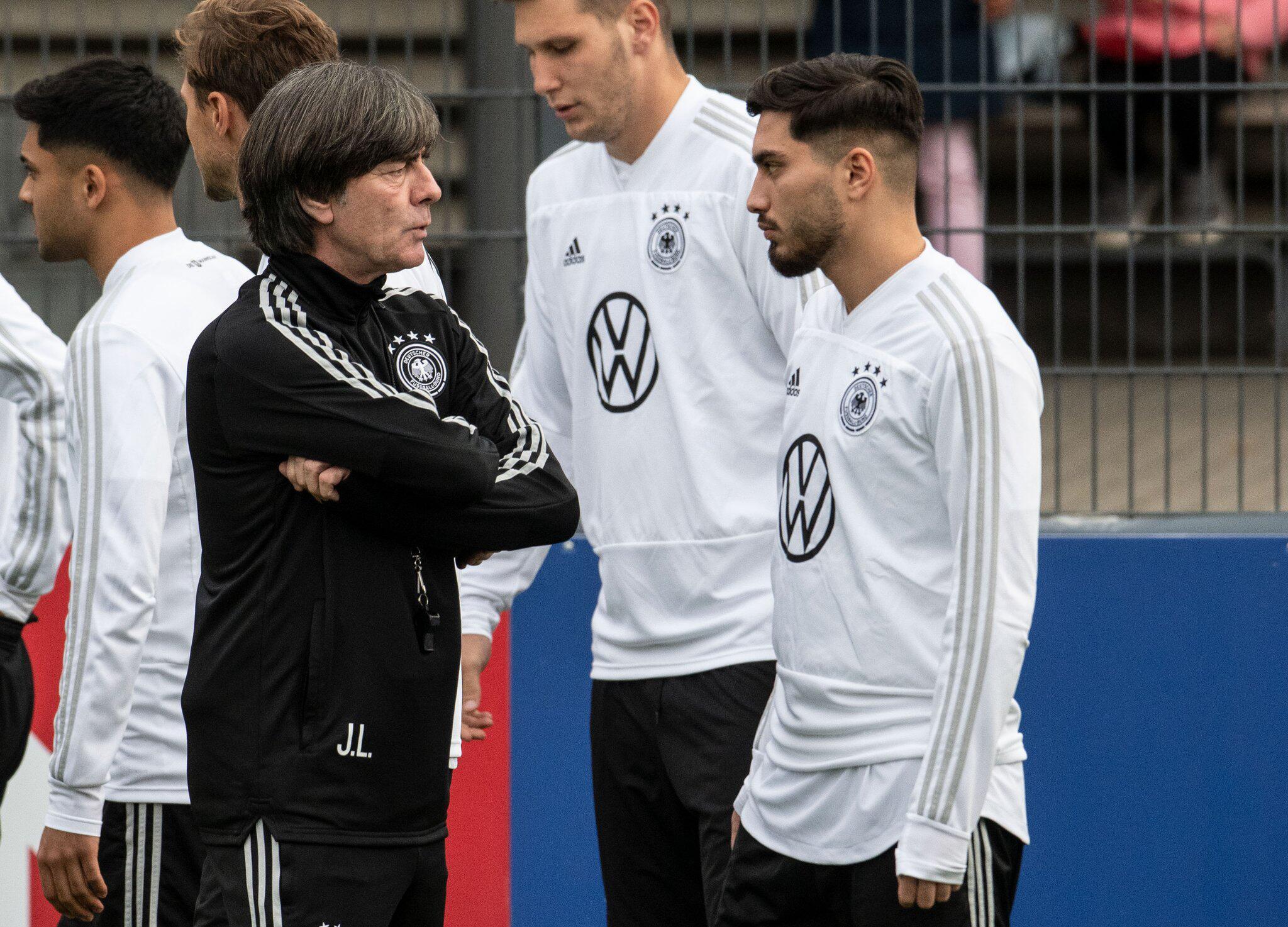Bild zu Deutsche Fussball-Nationalmannschaft