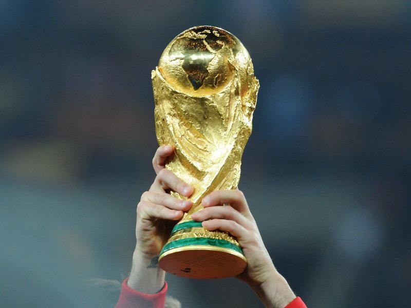Bild zu Fussball-WM 2018