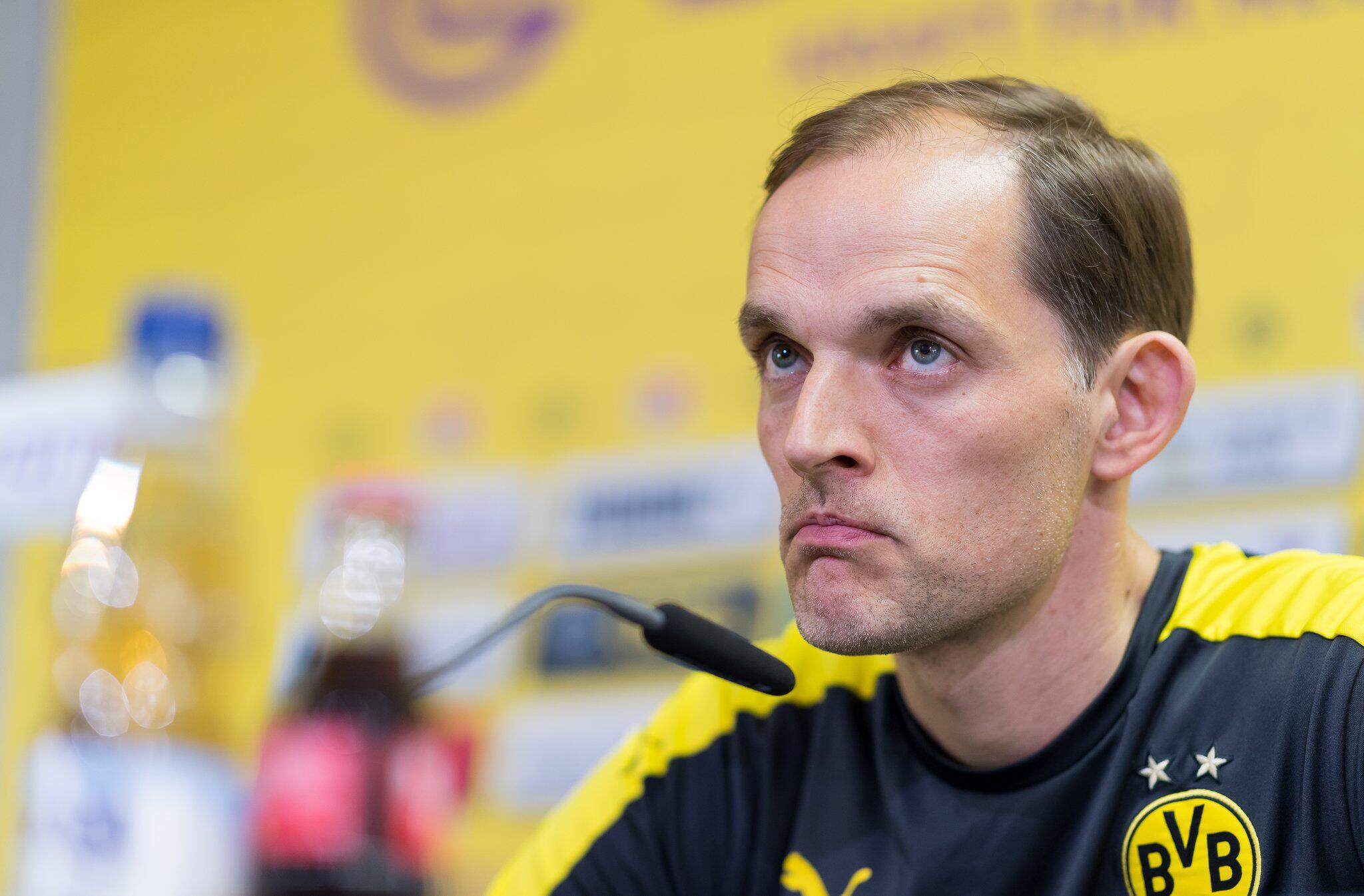 Bild zu Pressekonferenz Borussia Dortmund