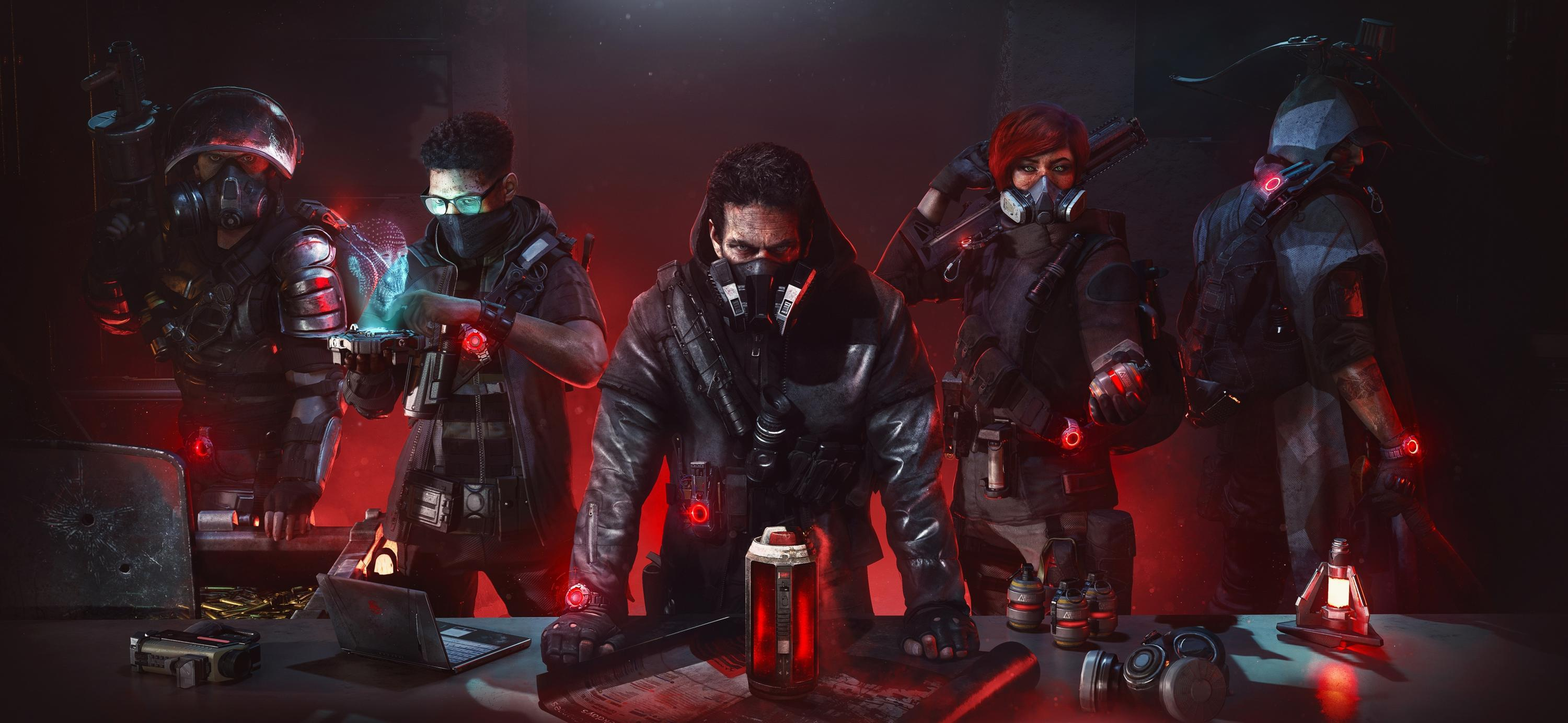 Bild zu Ubisoft, The Divison 2, Loot-Shooter, PC, PS4, Xbox One, Tom Clancy, New York, Washington