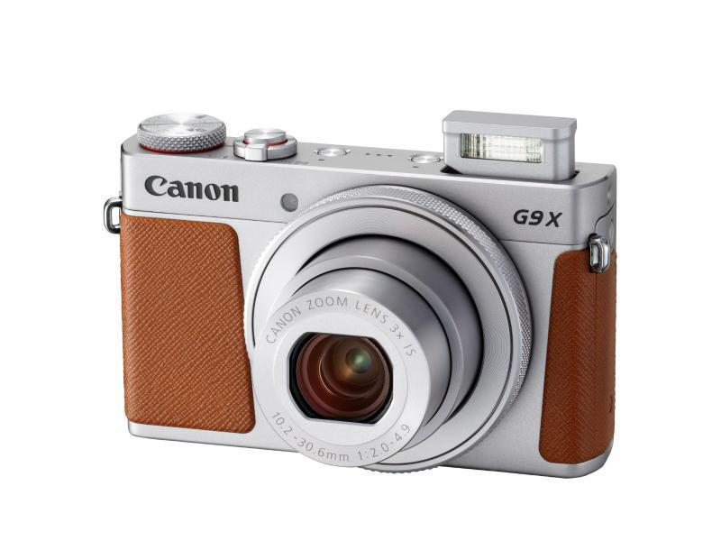 Bild zu Canon PowerShot G9 X Mark II