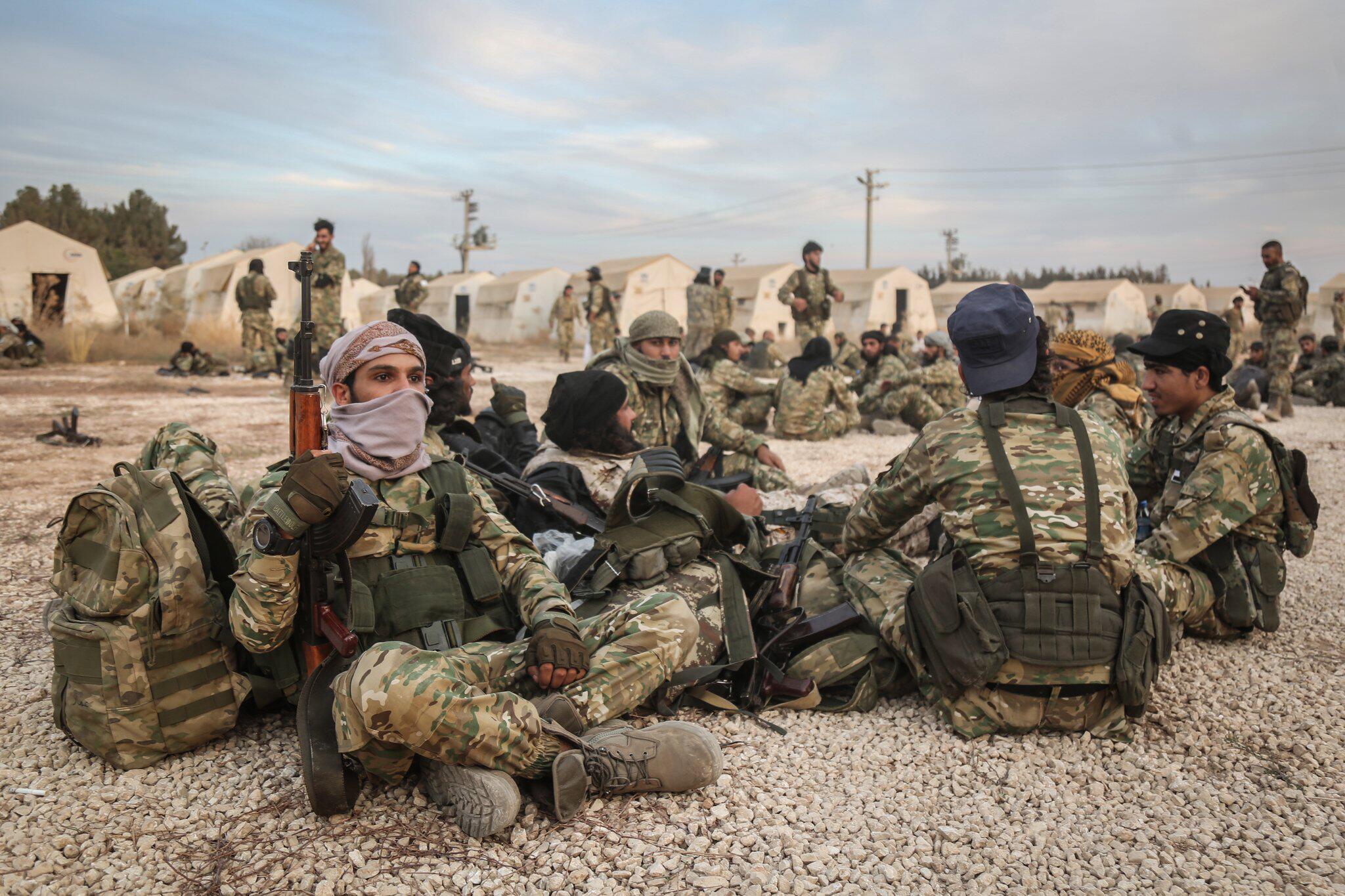 Bild zu Militäroffensive der Türkei