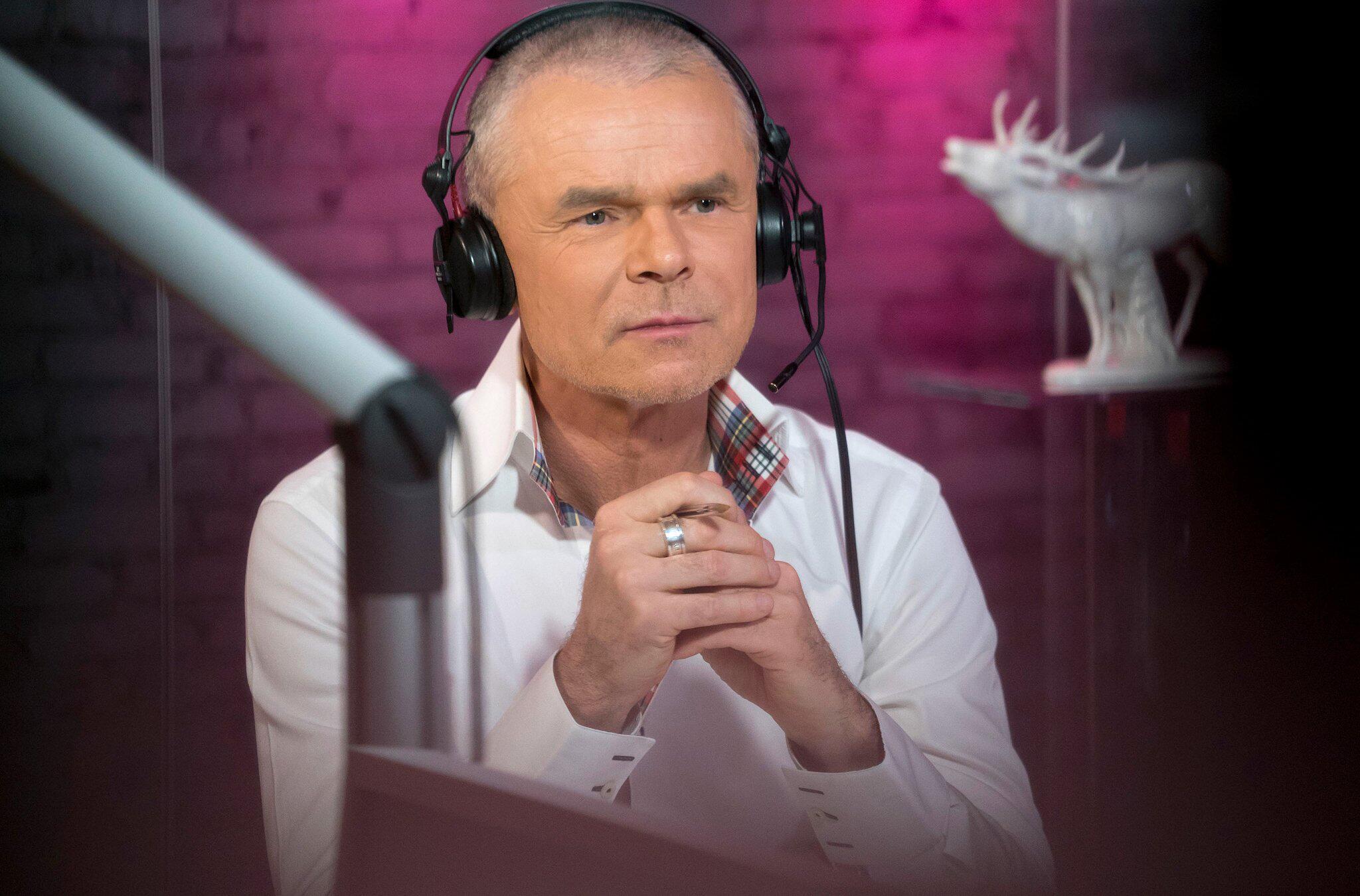 """Bild zu Letzte Sendung von WDR-Nachttalker """"Domian"""""""