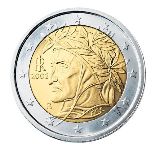 Gesichter Des Zwei Euro Stücks Gmxch