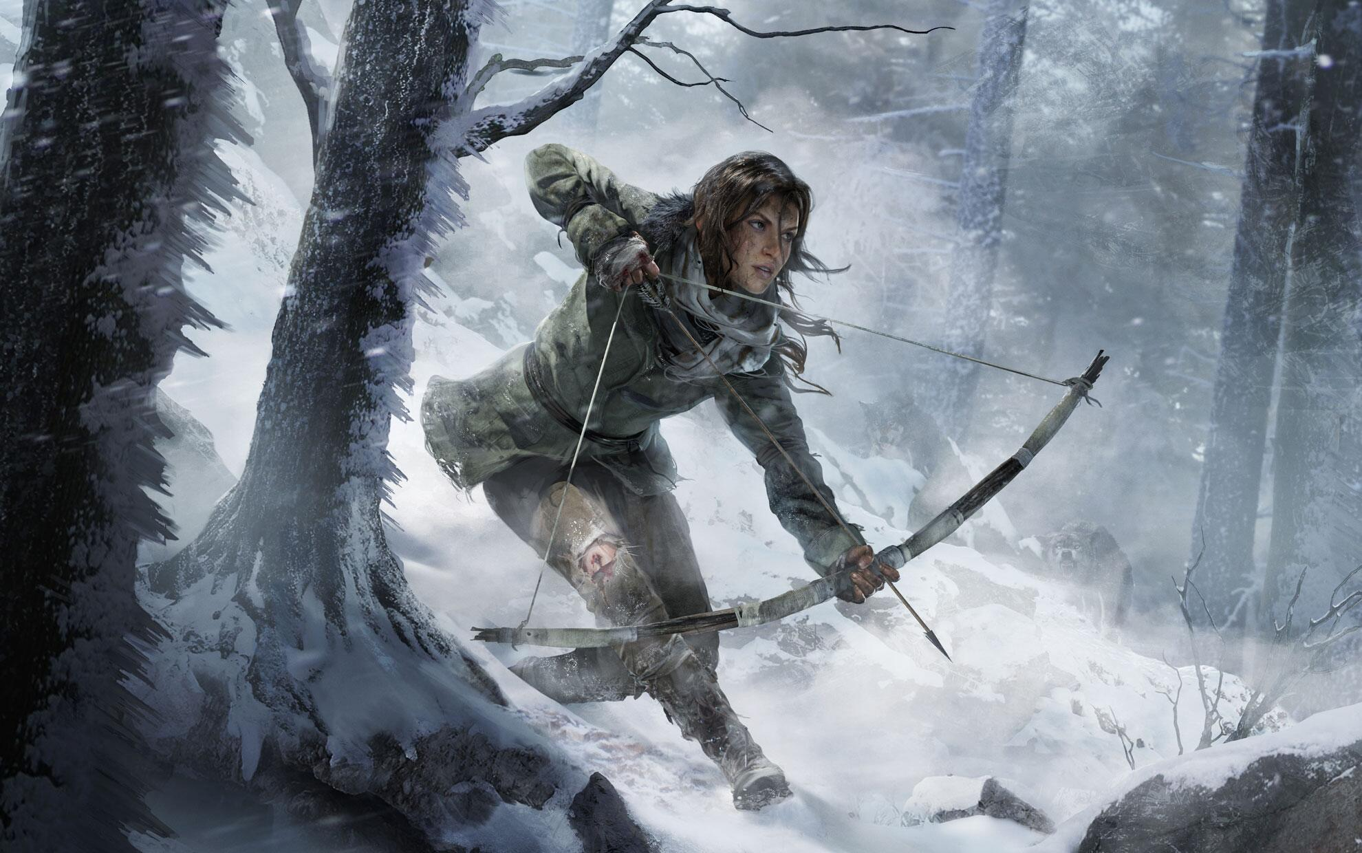 Bild zu Rise of the Tomb Raider