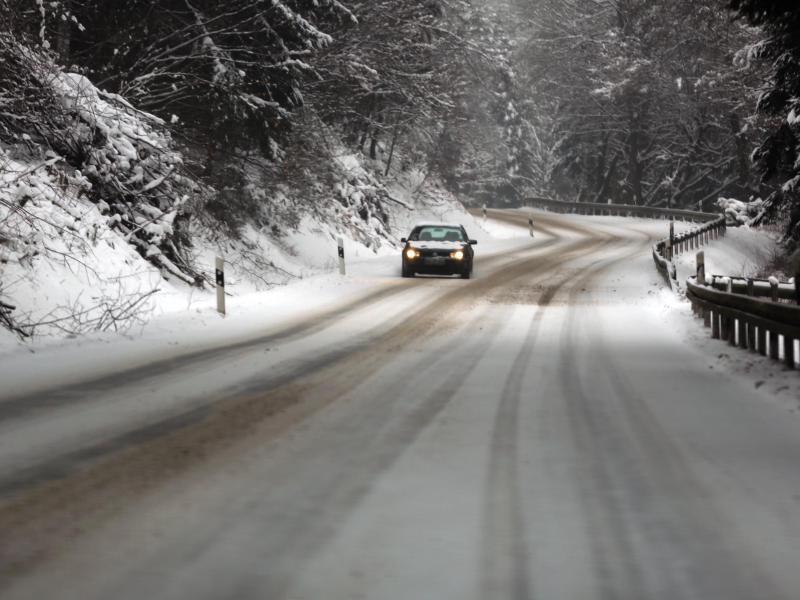 Bild zu Winterreifen im Ausland