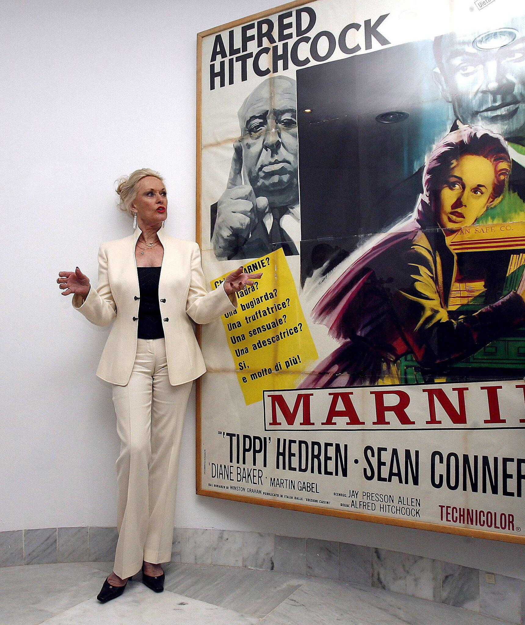 Picture of Tippi Hedren turns 90