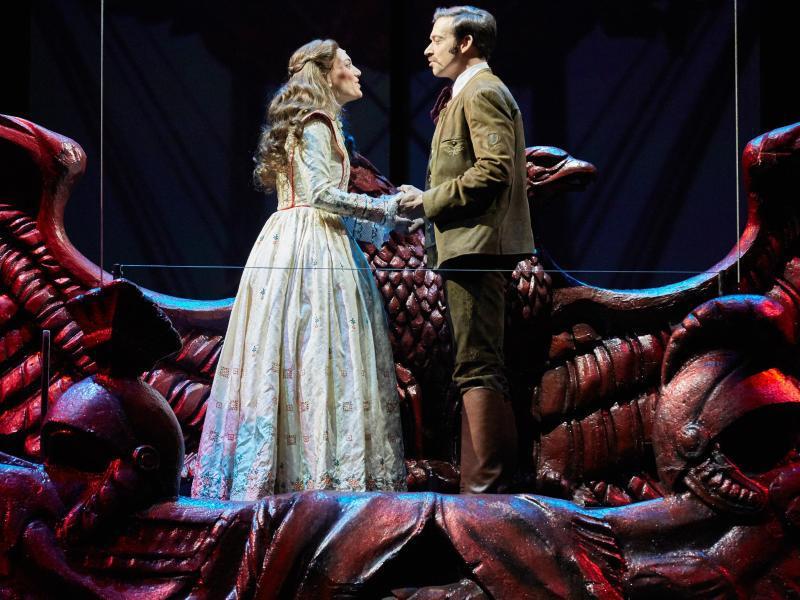 Bild zu Elisabeth und Franz Joseph