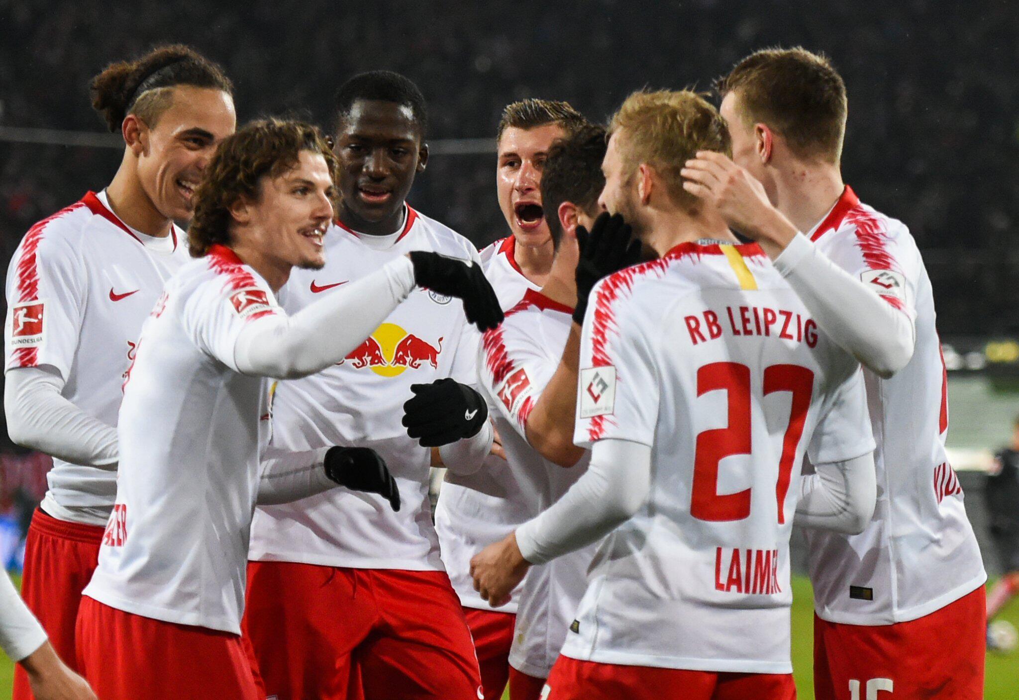 Bild zu Fortuna Düsseldorf - RB Leipzig