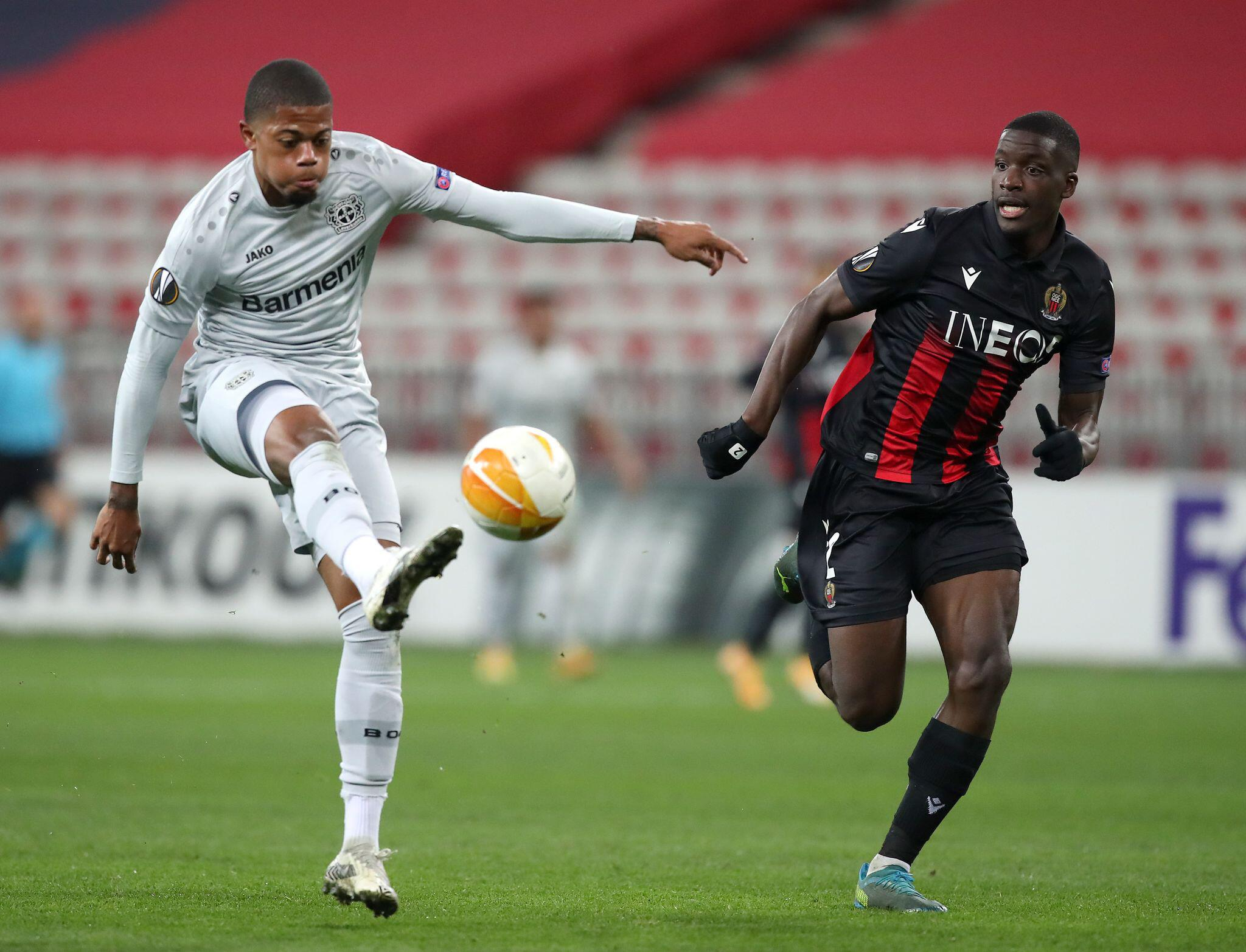Bild zu OGC Nizza - Bayer Leverkusen