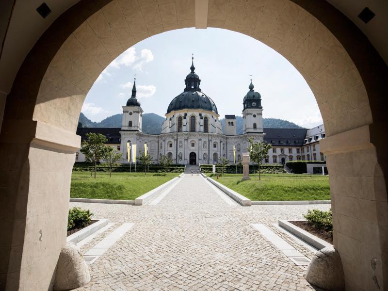 Bild zu Kloster Ettal