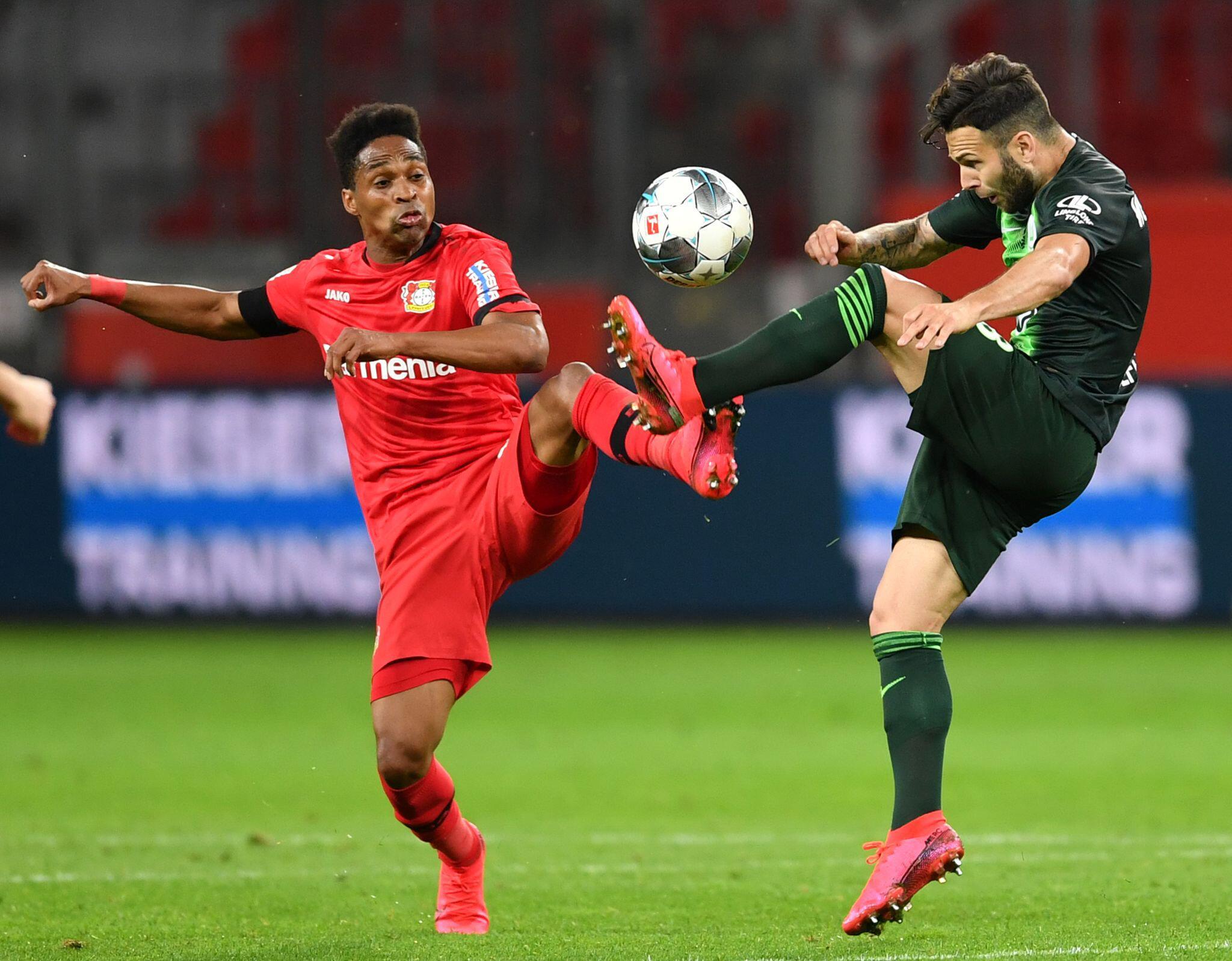 Bild zu Bayer Leverkusen - VfL Wolfsburg
