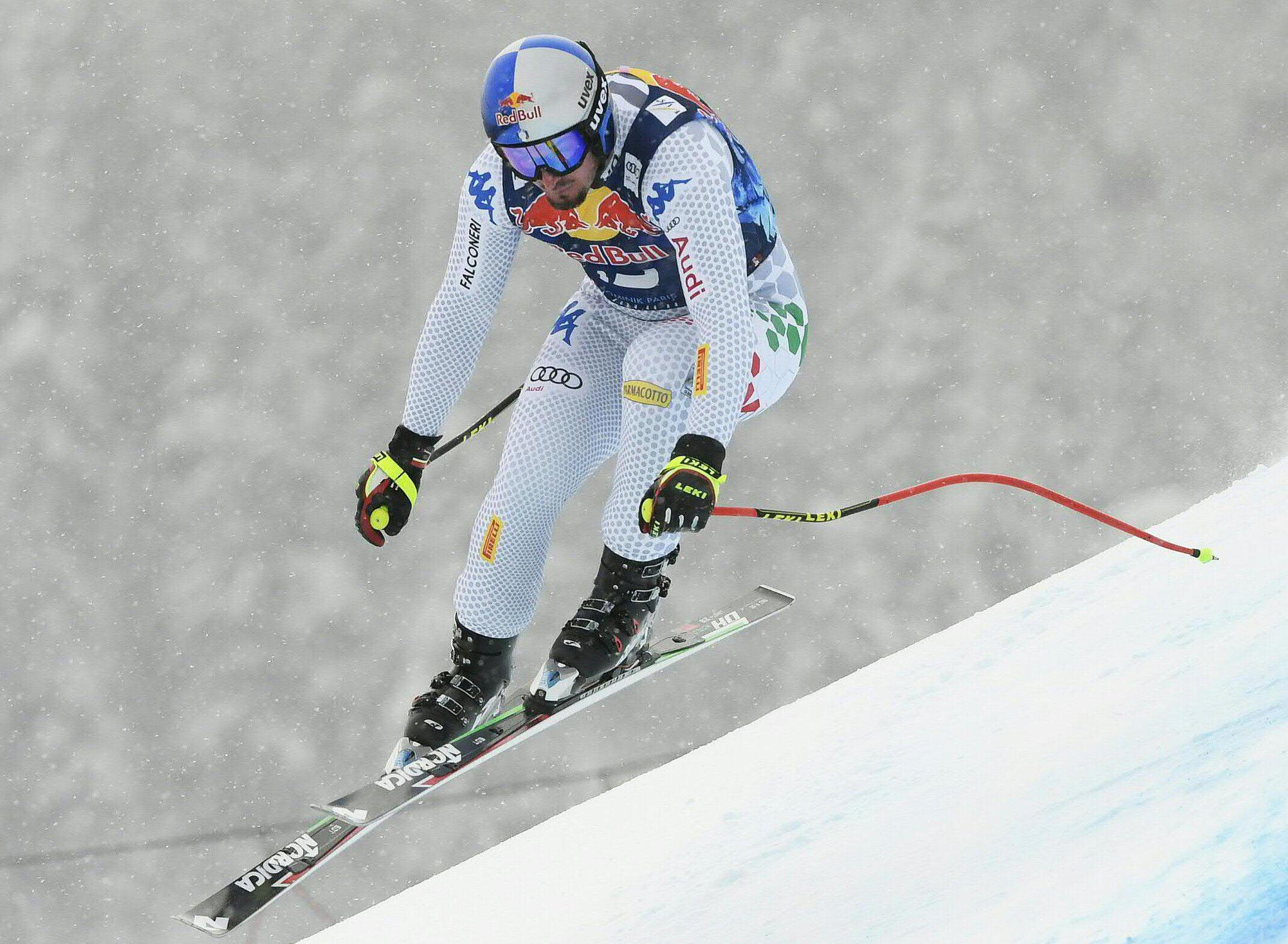 Bild zu Ski alpin: Weltcup Abfahrt
