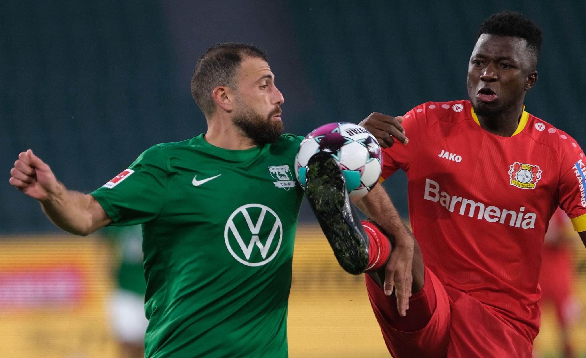 Bild zu VfL Wolfsburg - Bayer Leverkusen