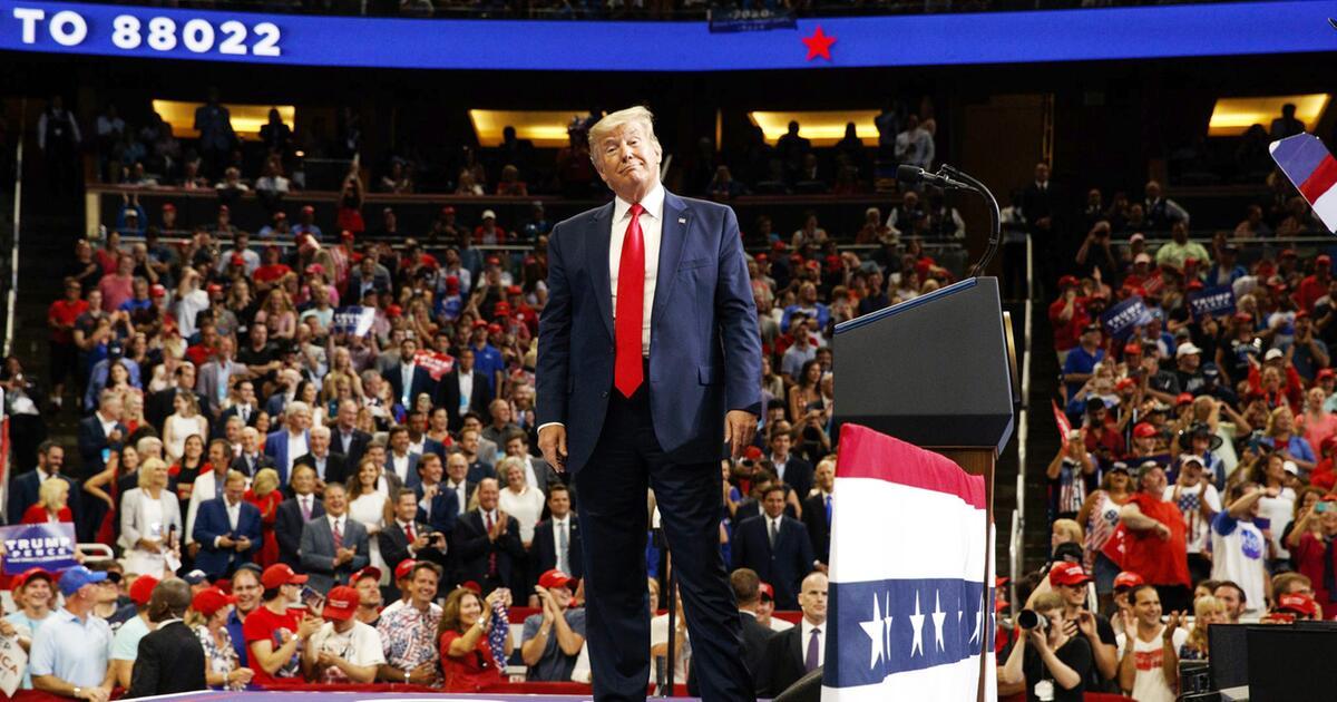 Donald Trump Wiederwahl