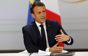 Macron zu Reformplänen