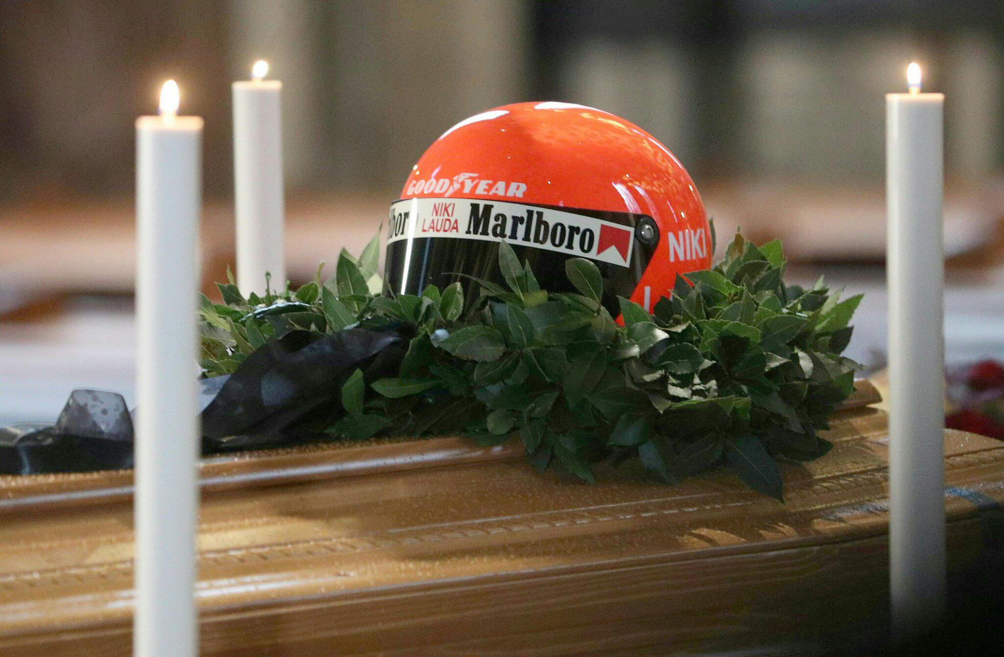 Bild zu Niki Lauda, Beerdigung, Trauerfeier