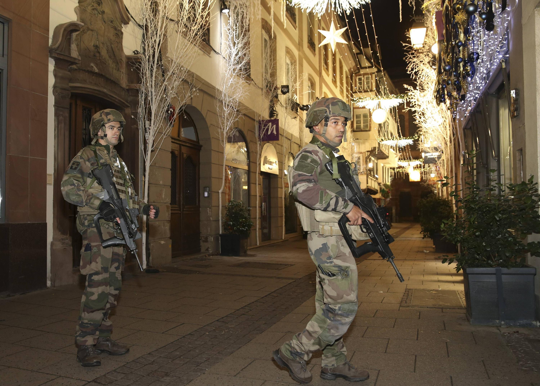Bild zu Strassburg Anschlag