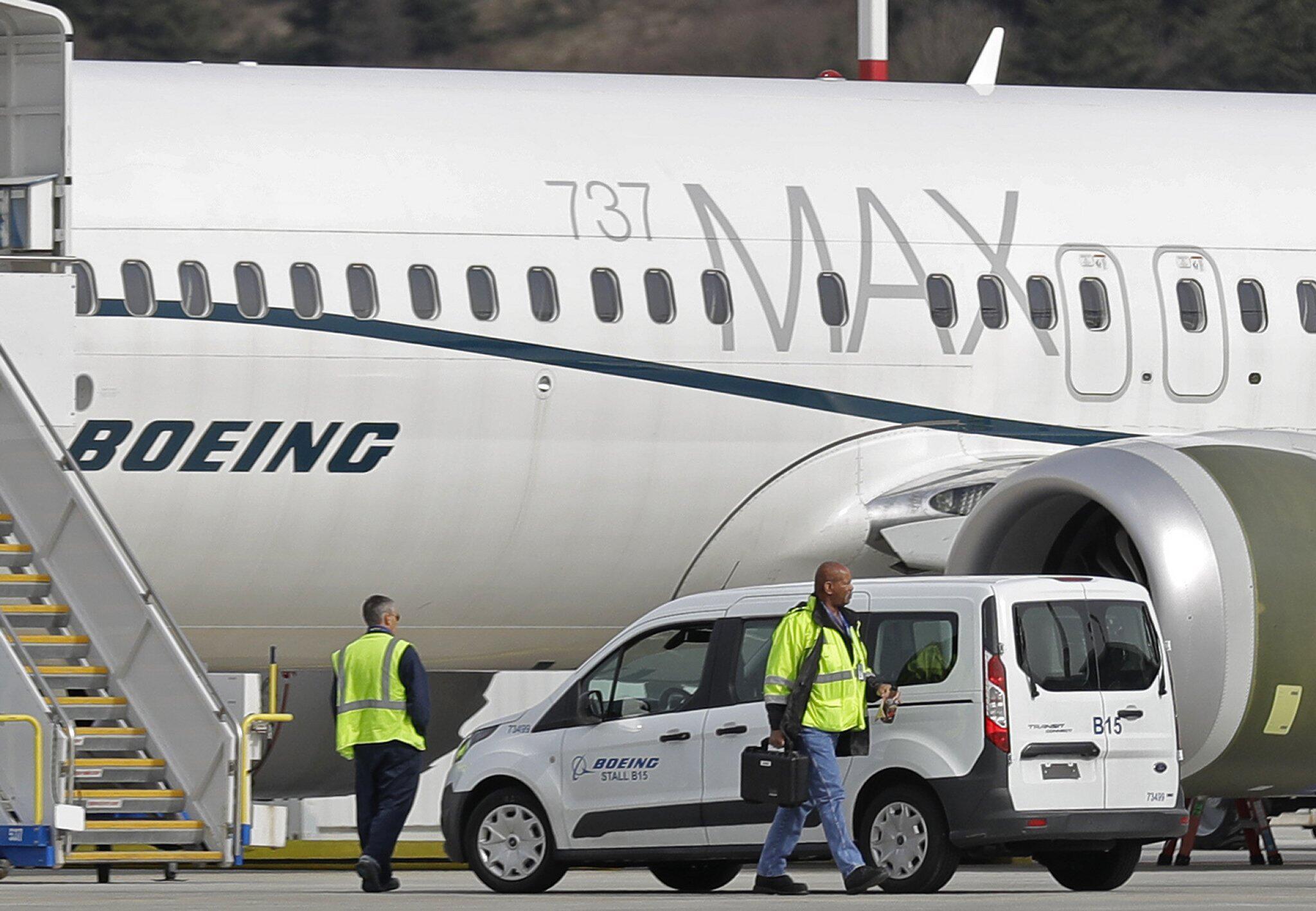 Bild zu Untersuchungsbericht zum Boeing-Absturz in Äthiopien