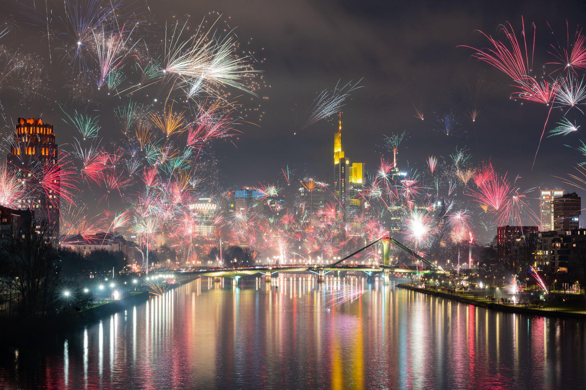Bild zu Silvester - Frankfurt am Main