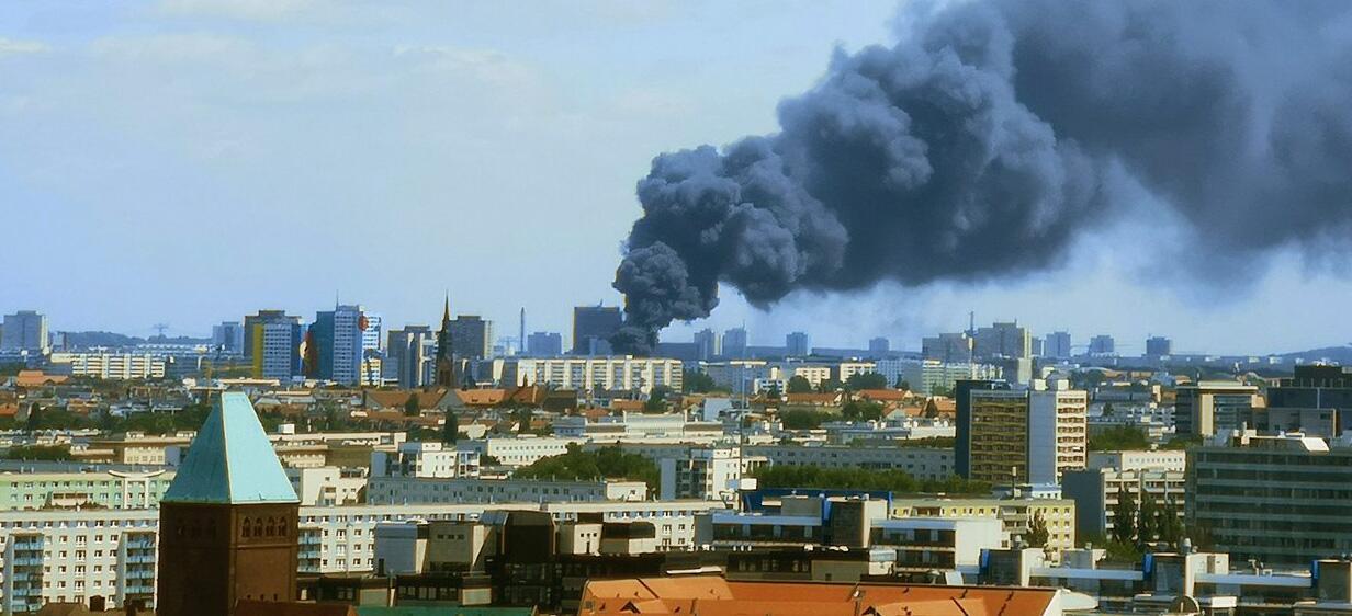 Bild zu Brand Berlin