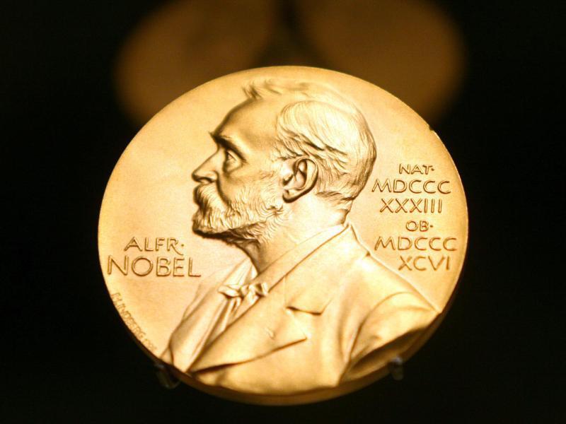 Bild zu Nobelpreis-Medaille