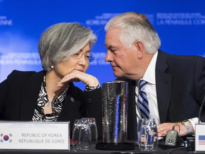 Bild zu Nordkorea-Treffen in Vancouver