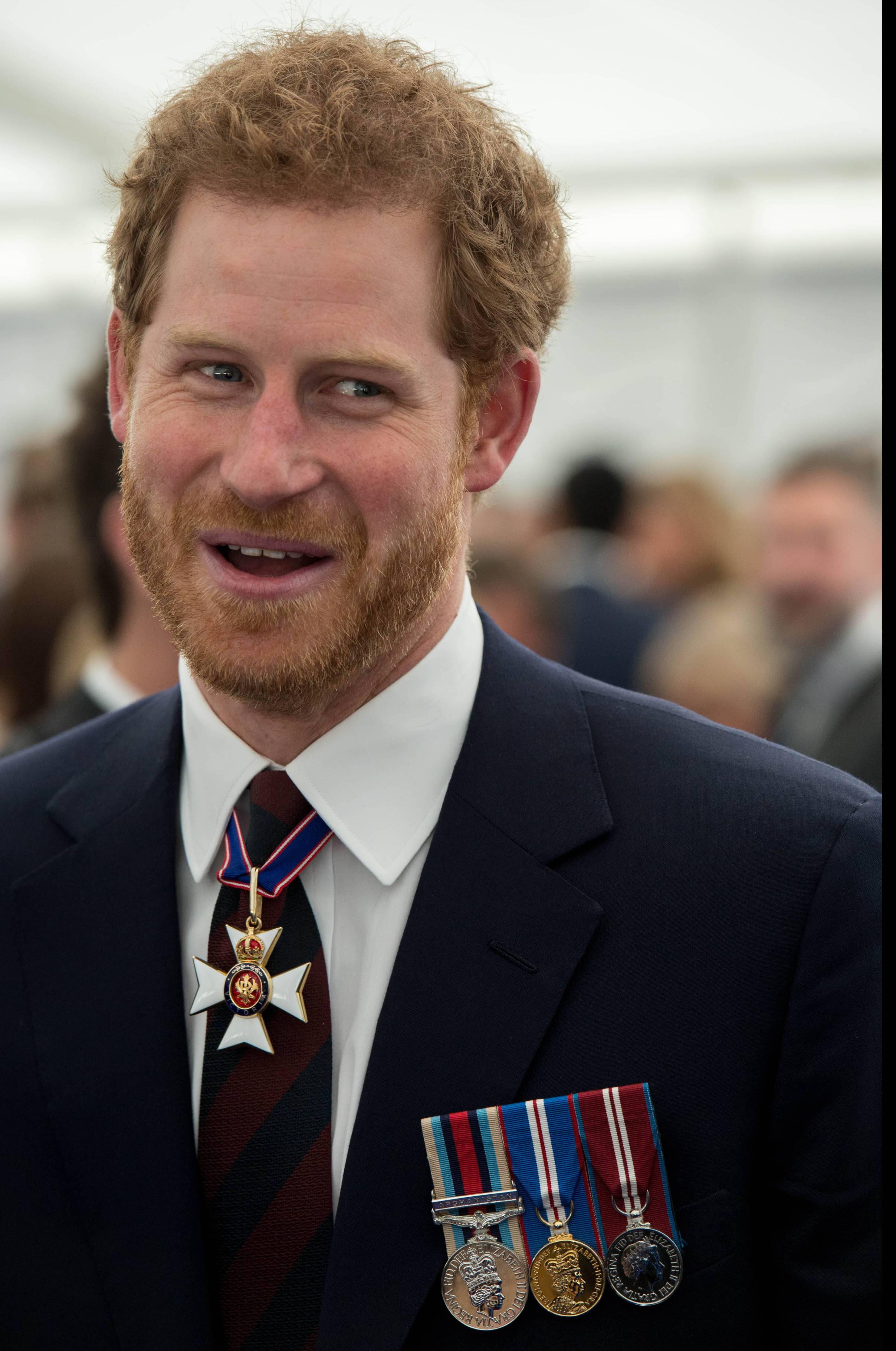 Bild zu Hochzeitspläne? Prinz Harry plant Grosses