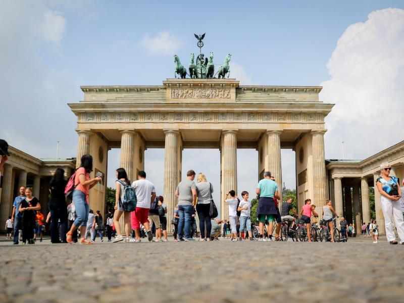 Bild zu Brandenburger Tor