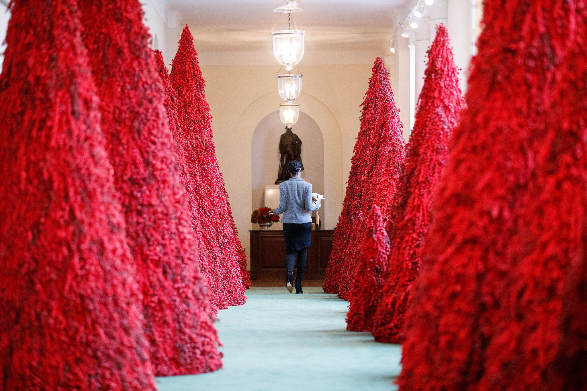Bild zu Weihnachten im Weissen Haus