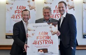 """Musical """"I am from Austria"""" mit Rainhard Fendrich"""