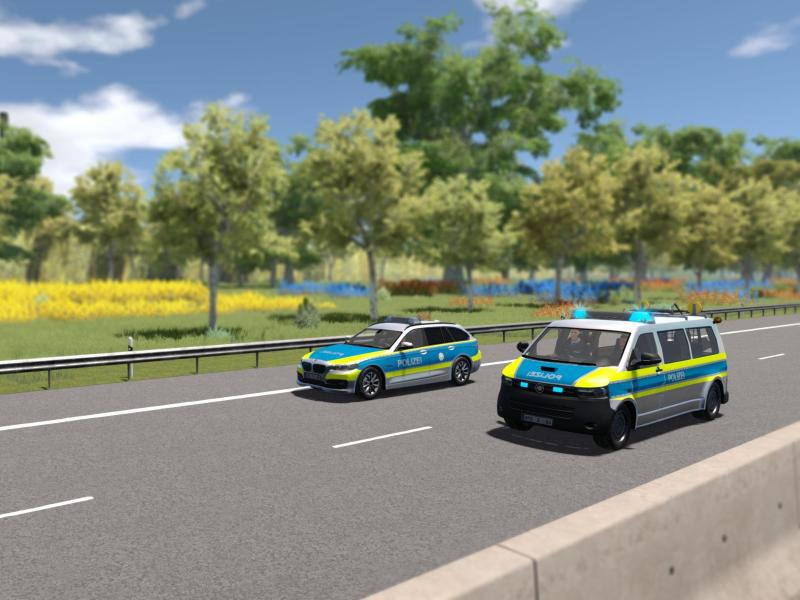 Bild zu «Autobahnpolizei Simulator 2»