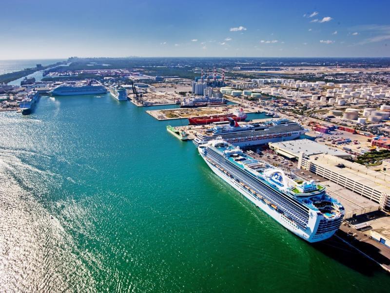 Bild zu Port Everglades