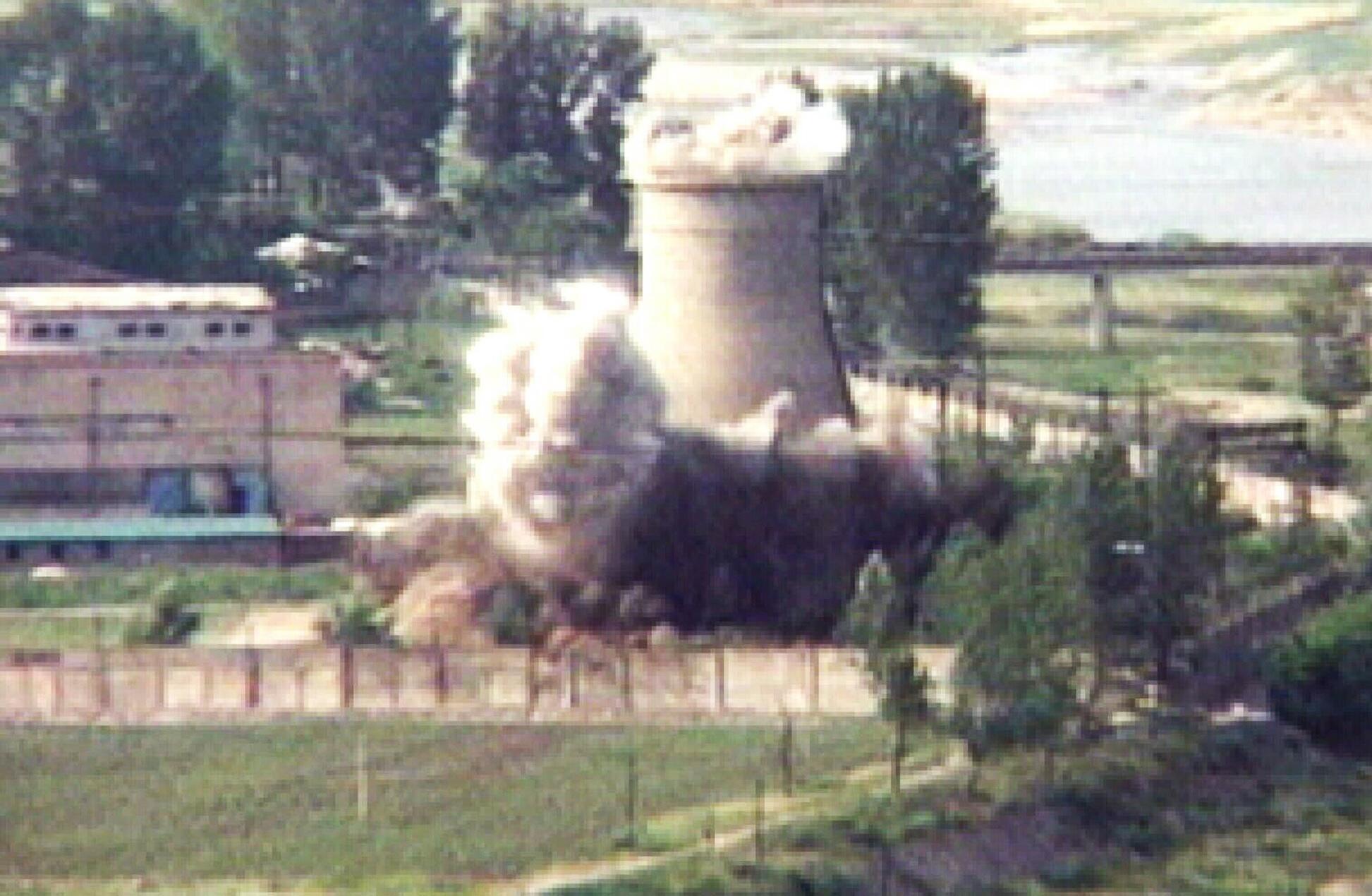 Bild zu Schliessung von Atomgelände in Nordkorea